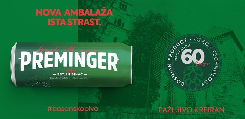 Preminger - pažljivo kreirano bosansko pivo!