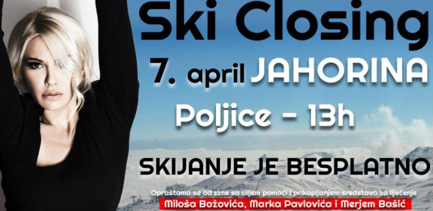Ski closing i koncert Nataše Bekvalac na Jahorini