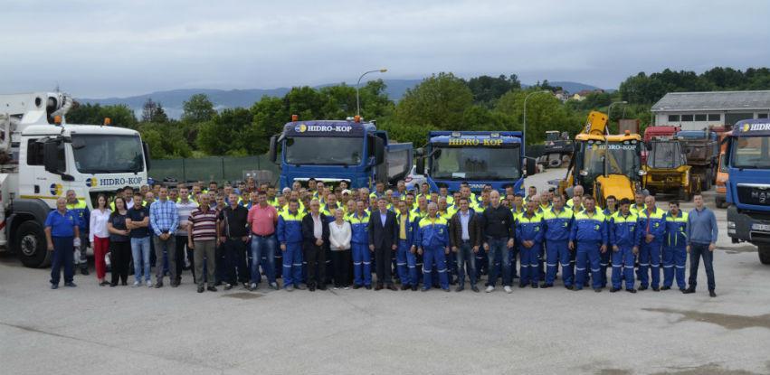 Hidro-Kop Banja Luka: Snaga kolektiva je put do uspjeha