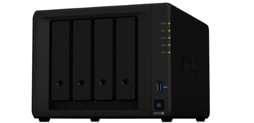 Synology je predstavio DS420+ novi NAS server