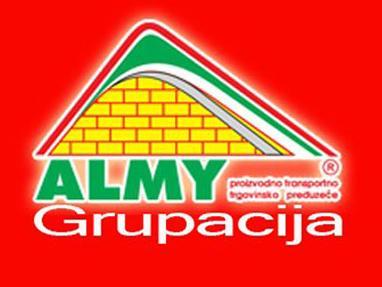 Almy Grupacija: Kompanija koja postavlja više standarde