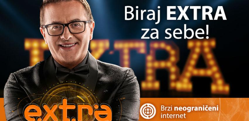 BH Telecom - Novi Extra postpaid paketi