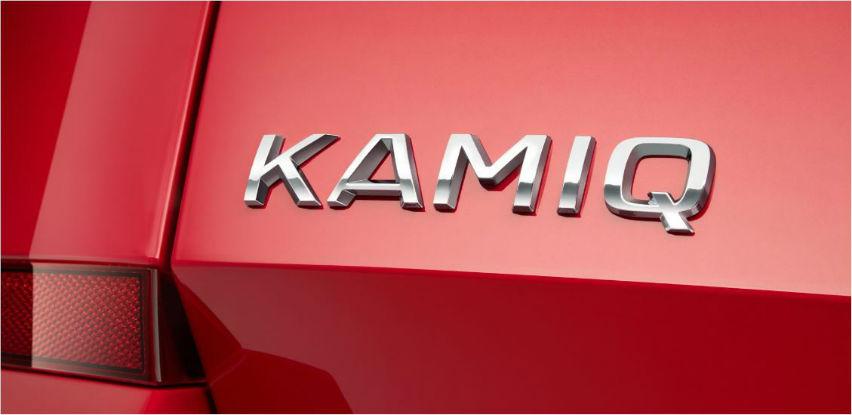 Novi ŠKODA gradski SUV se zove KAMIQ