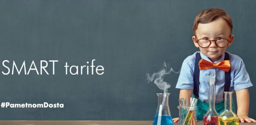 Dosta kemijanja – Stigle SMART tarife!
