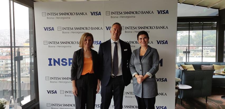 Intesa Sanpaolo Banka i Visa ponovo inspirišu srcem