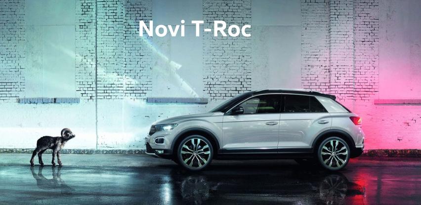 Novi T-Roc: Rođen sa stavom