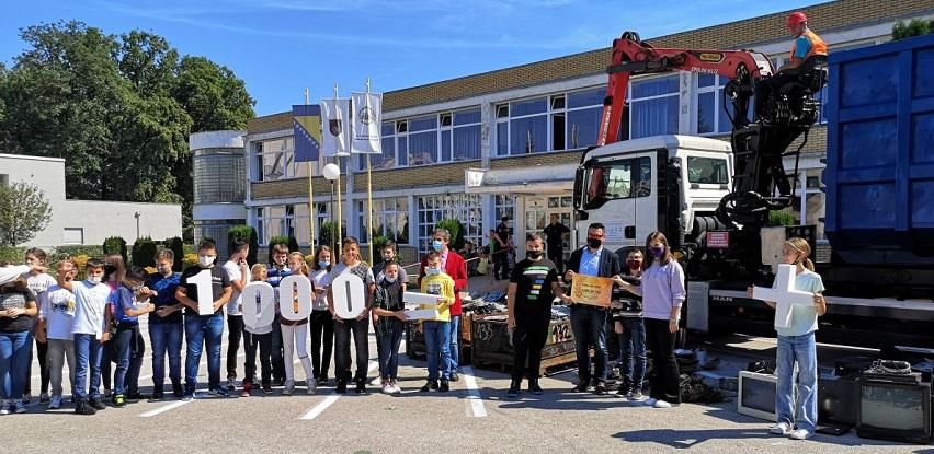 Završna aktivnost projekta Mali ambasadori okoliša