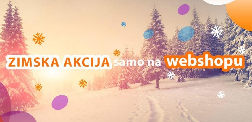 Velika zimska AKCIJA samo na webshopu BH Telecoma