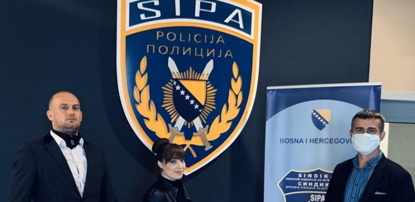 BM Logistic d.o.o. Sarajevo donirala zaštitnu opremu Sindikatu SIPA-e