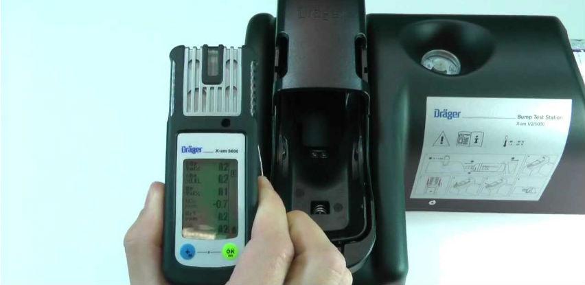 Dräger X-am 5600 pruža tačna i pouzdana mjerenja eksplozivnih i otrovnih gasova