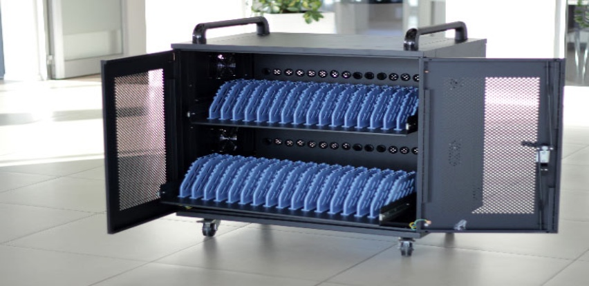 Kolica za punjenje tablet i prijenosnih računala