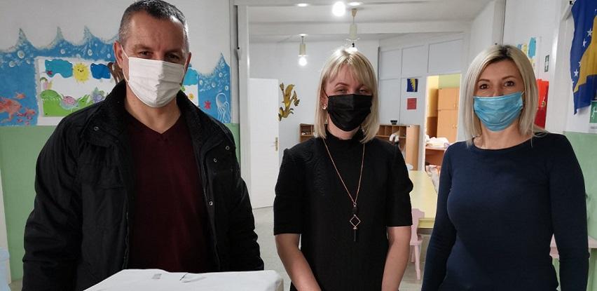 MI-BOSPO: Podrška ustanovi obdanište Edina Čamdžić Kladanj