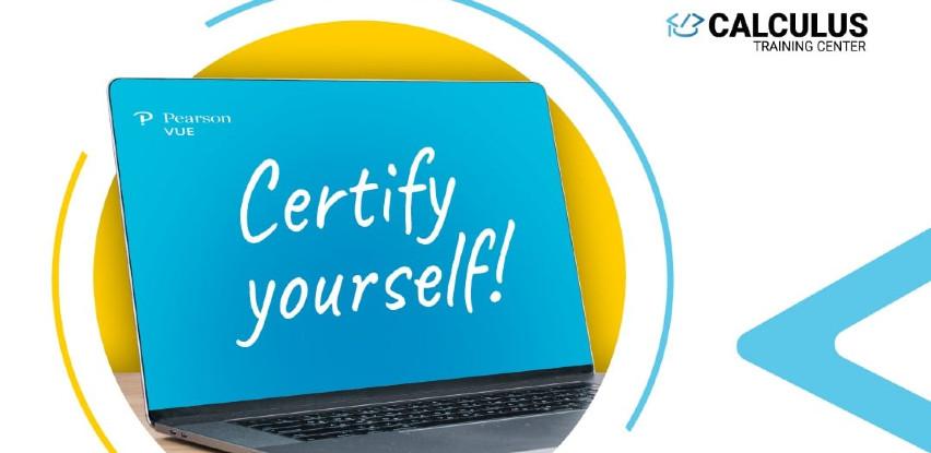 Sertifikujte svoje znanje i otvorite nova vrata u IT sektoru
