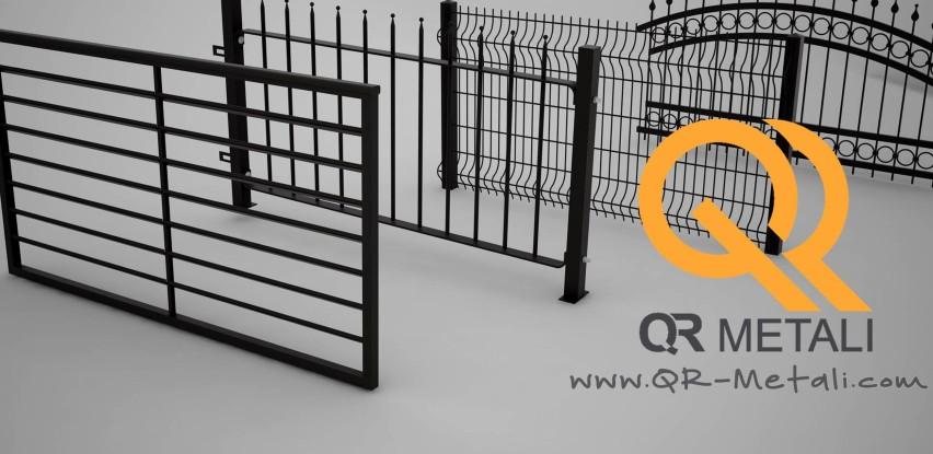 Predstavljamo QR-Ogradni sistemi iz Gračanice