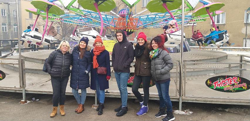 Mališani iz Doma Bjelave gosti Addiko banke na Sarajevo Holiday Marketu