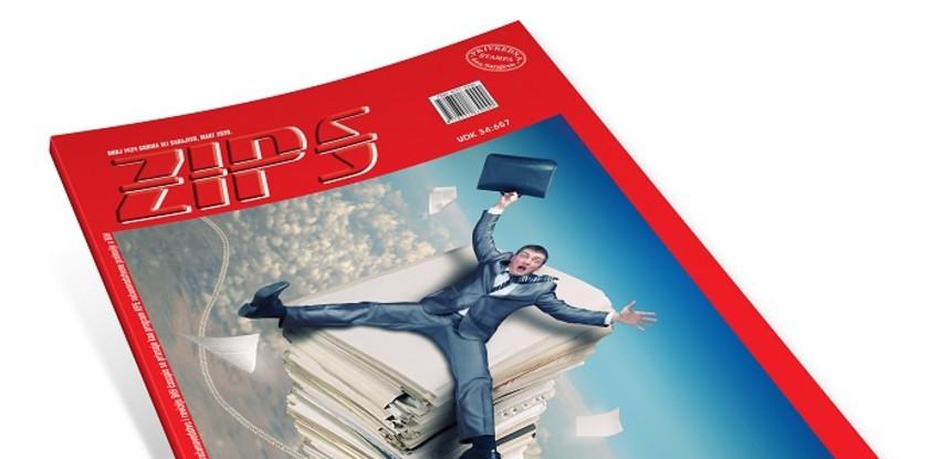 Novi broj ZIPS časopisa