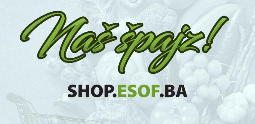 Nova rubrika na Esof Webshopu: Naš špajz!