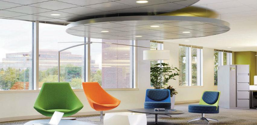 Spušteni stropovi su rješenje brojnih problema moderne gradnje