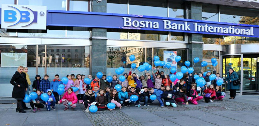 U povodu Međunarodnog  dana štednje BBI banka obradovala mališane