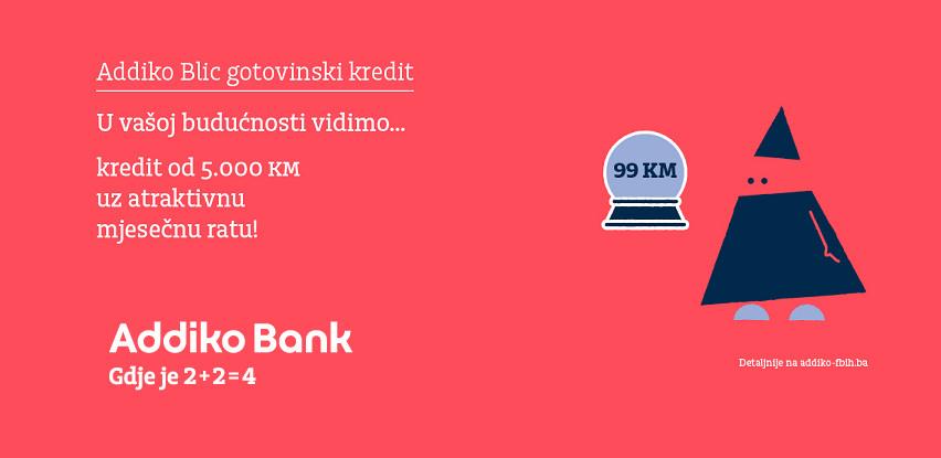 Spremni za ljeto uz posebnu ponudu kredita Addiko banke!