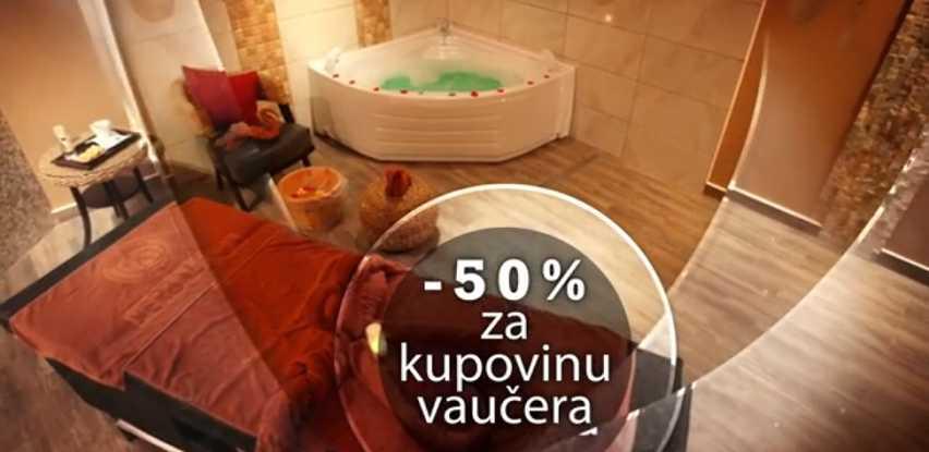 50 % popusta na kupovinu poklon vaučera (Video)