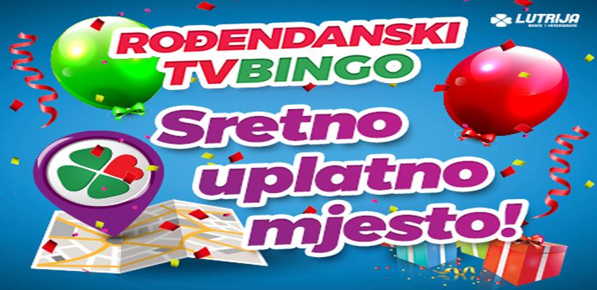 Rođendansko izdanje TV Binga sa Jackpotom od 1.700.000 KM