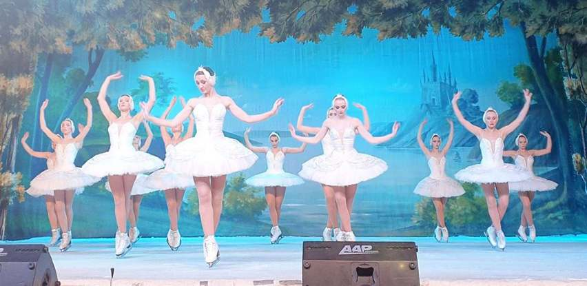 "EuroExopress brza pošta generalni sponzor ""Labudovog jezera"" (Foto)"
