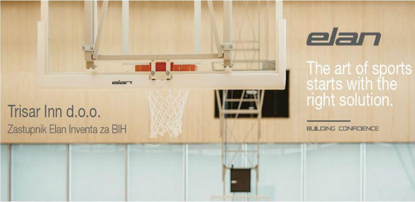 Kompletna rješenja za sportske dvorane, fiskulturne sale i vanjska igrališta