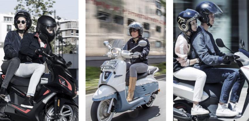 Blok d.o.o. Sarajevo predstavlja ponudu Peugeot skutera