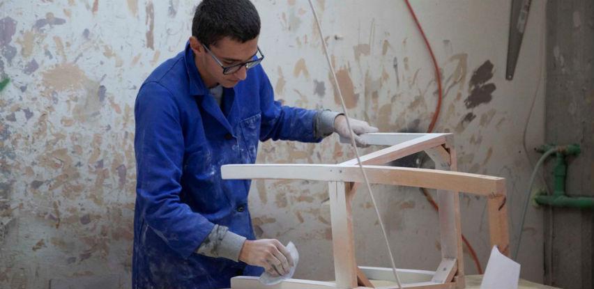 Učenicima škole za okoliš i drvni dizajn obezbijeđena praksa u firmi Ećo Company