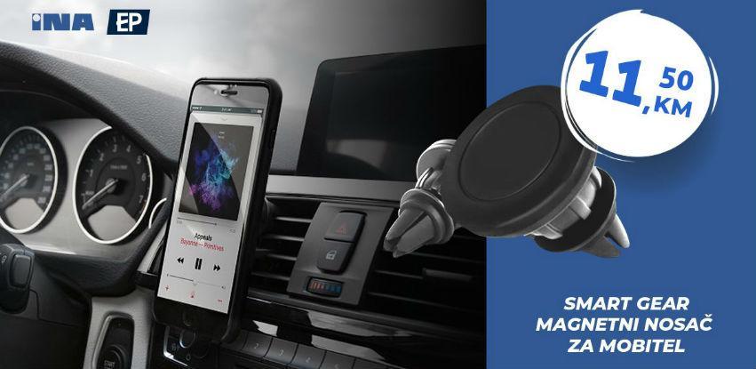 Idealan saputnik za putovanja, magnetni nosač za mobitel