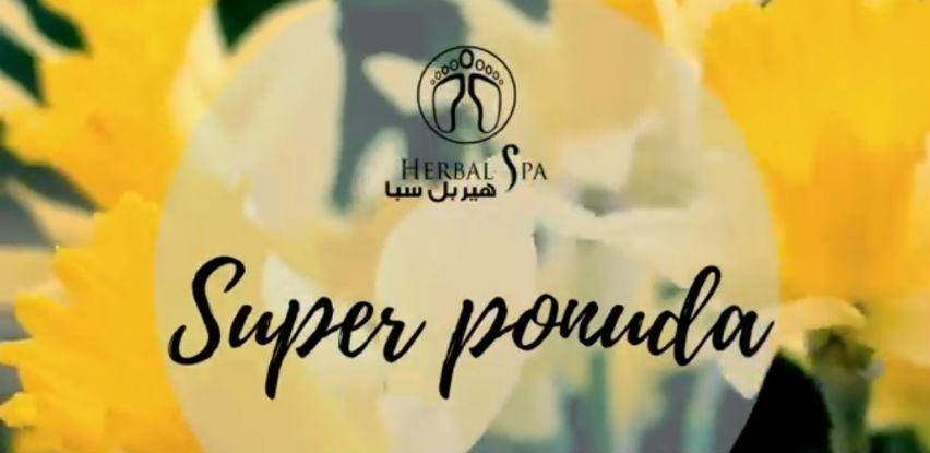 Super ponuda: Popust od 30% na sve masaže u Herbal Spa