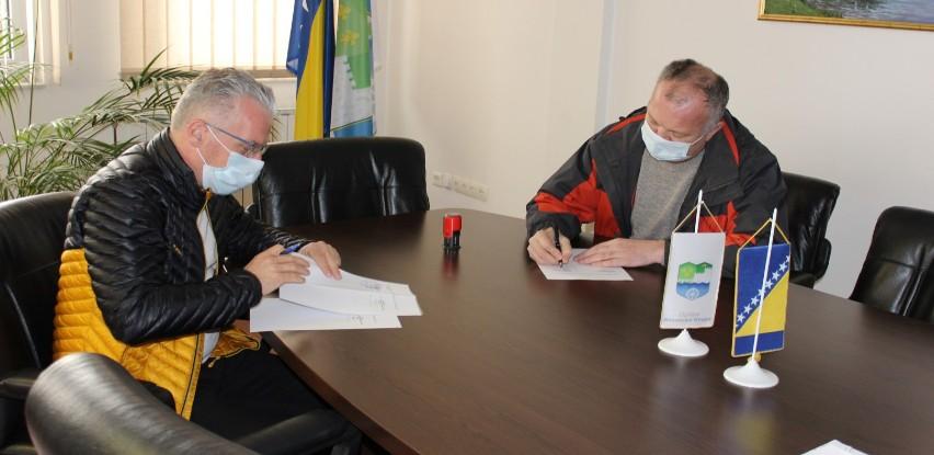 Firma Smrča za izolatorij u Bosanskoj Krupi donirala 20 kreveta