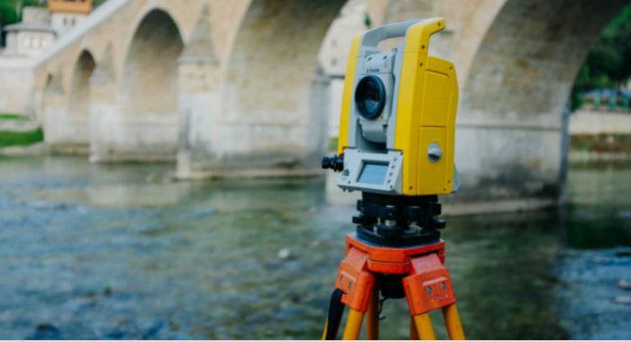 GeoBiro posjeduje višegodišnje iskustvo u geodetskim poslovima