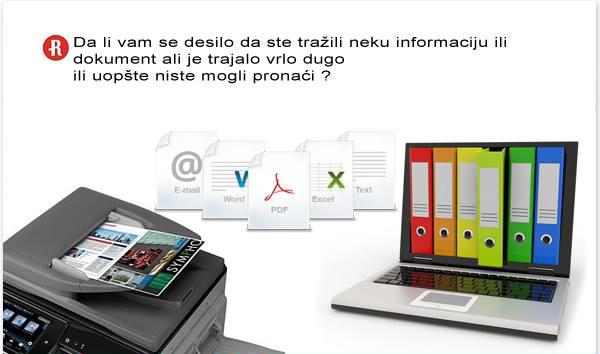 Vaše rješenje za  organizaciju dokumenata i digitalni arhiv