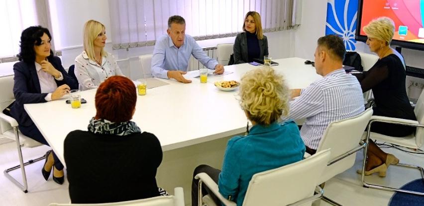 Općina Novi Grad Sarajevo podržala rad Centra za rani rast i razvoj