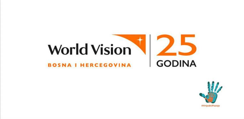 World Vision BiH obilježava 25 godina djelovanja u BiH!