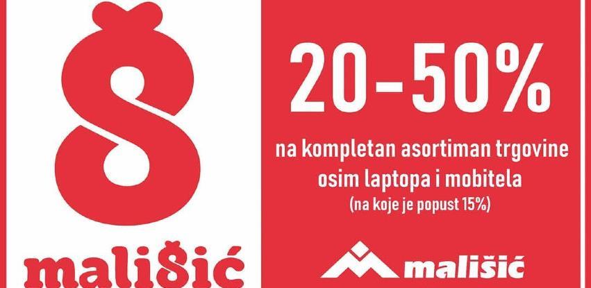 Sretna Osmica u trgovinama Mališić Home&Decor