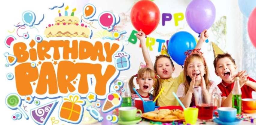 Priredite svojim mališanima nezaboravnu rođendansku žurku u Family Centru Ekran
