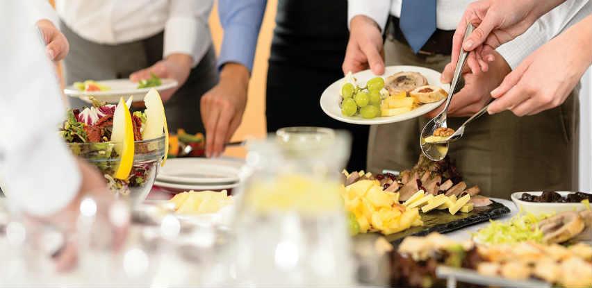 Pro Horeca: Oprema za švedski stol svjetski poznatih proizvođača