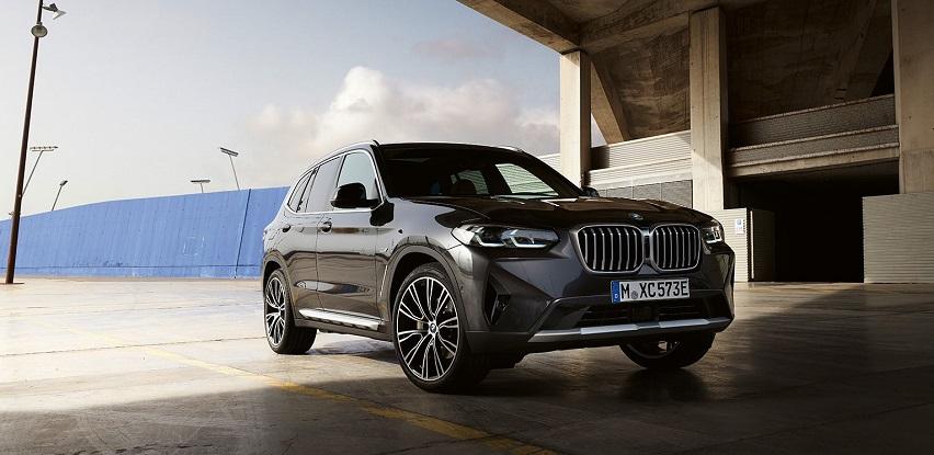 Novi BMW THE X3 – primjer snažne pojave