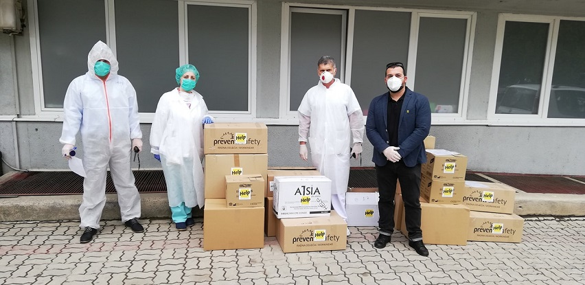 Help - Isporuka medicinske opreme zdravstvenim ustanovama u BiH