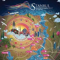 Istanbul zove na 6. Istanbul Shopping Fest