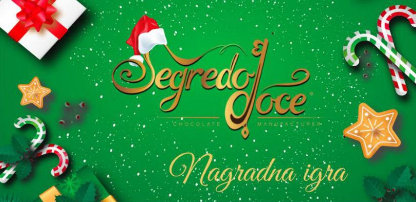 Učestvujte u nagradnoj igri i osvojite paket Segredo doce čokolada!