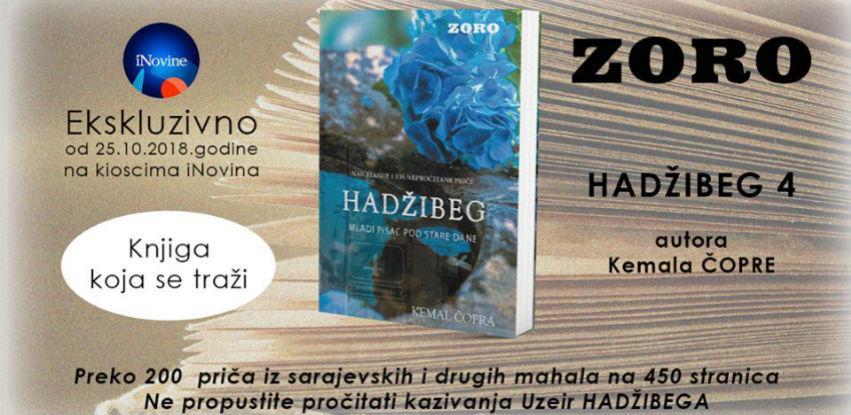 Hadžibeg - Knjiga koja se traži!