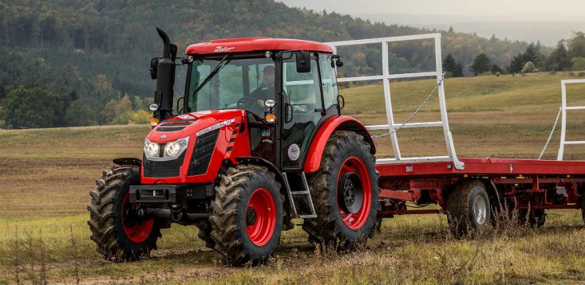 Kupite Zetor Traktor po najpovoljnijim cijenama (Foto + Video)