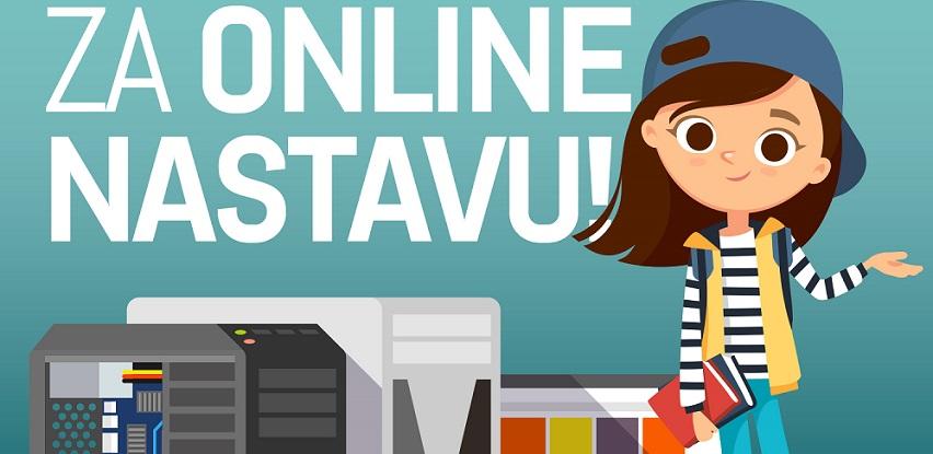 Daruj opremu za online nastavu!