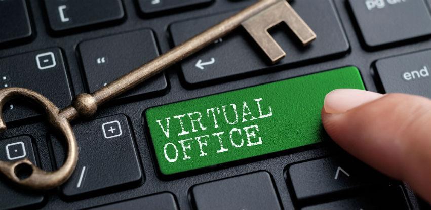 Registrujte firmu na adresi reprezentativnog COworking prostora