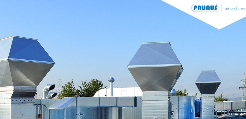 Kompanija Prunus posjeduje moderan pogon za proizvodnju ventilacionih kanala