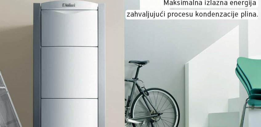 Kondenzacijski kotao - Vaillant